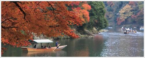 家族旅行で京都嵐山に行ってきました。