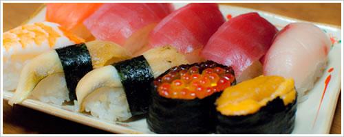 クローン病と回転寿司
