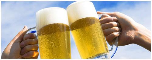 夏だ!クローン病だ!ビールが旨い!!