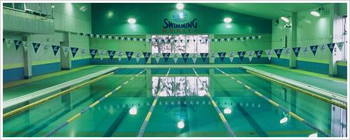 身体を鍛えてクローン病を封印する為にプールに通う